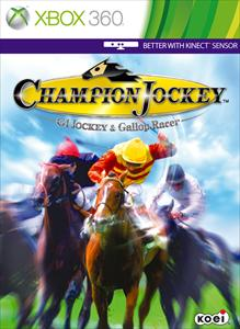 Champion Jockey G1 Jockey & Gallop Racer