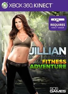 Jillian Michaels' Fitness Adventure (EU)