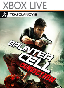Tom Clancy's Splinter Cell Conviction (WP)