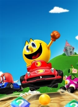 Pac-Man Kart Rally (WP)