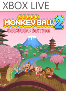 Super Monkey Ball 2: Sakura Edition (WP)