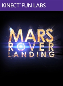 Kinect Fun Labs: Mars Rover Landing