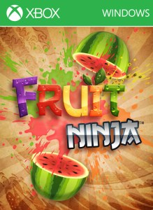Fruit Ninja (Win 8)
