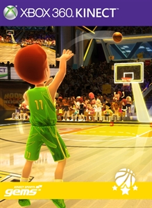 Kinect Sports Gems: 3 Point Contest