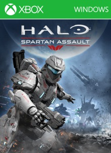 Halo: Spartan Assault (Win 8)