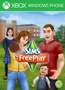 The Sims FreePlay (WP)