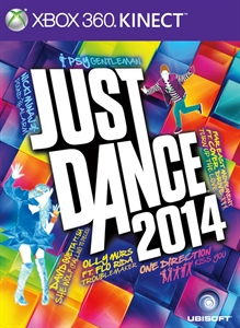 Just Dance 2014 (Xbox 360)