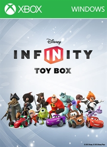 Disney Infinity: Toy Box (Win 8)