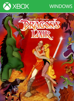 Dragon's Lair (Win 8)