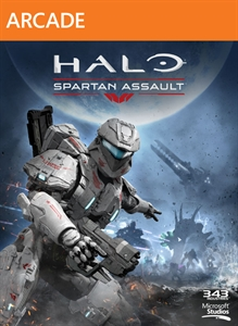 Halo: Spartan Assault (Xbox 360)