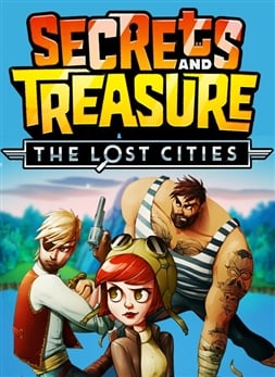 Secrets and Treasure: The Lost Cities (Win 8)