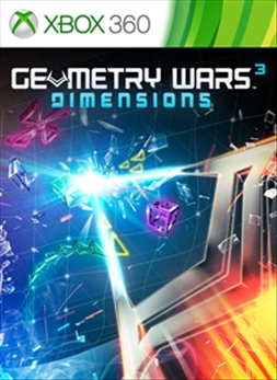 Geometry Wars³: Dimensions (Xbox 360)