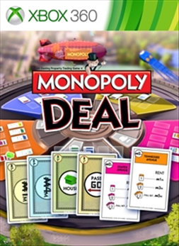 MONOPOLY Deal (Xbox 360)