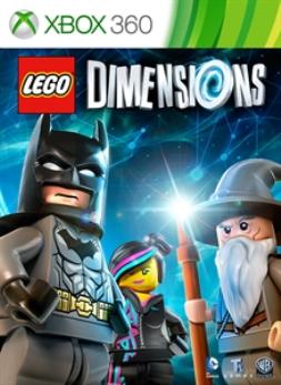 LEGO Dimensions (2015) RF.Xbox 360