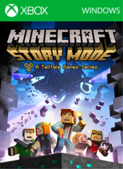 Minecraft: Story Mode - A Telltale Games Series (Win 10)