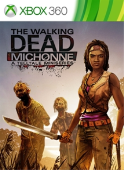 The Walking Dead: Michonne (Xbox 360)