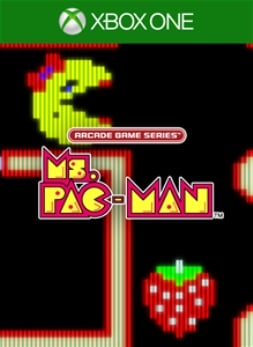 Arcade Game Series Ms Pac Man Achievements Trueachievements