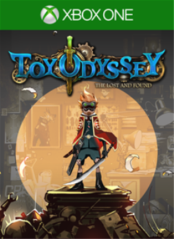 Toy Odyssey: The Lost and The Found