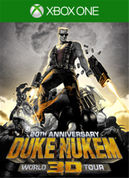 Duke Nukem 3D: 20th Anniversary Edition World Tour