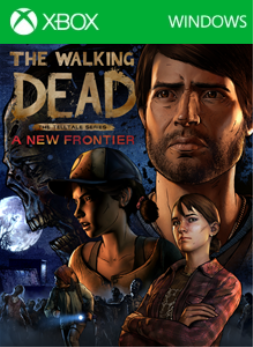 The Walking Dead: A New Frontier (Win 10)