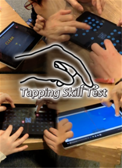 Tapping Skill Test (Win 10)