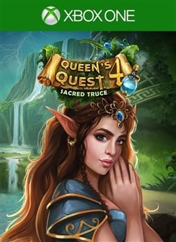 Queen's Quest 4: Sacred Truce