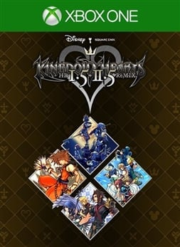 KINGDOM HEARTS - HD 1.5+2.5 ReMIX