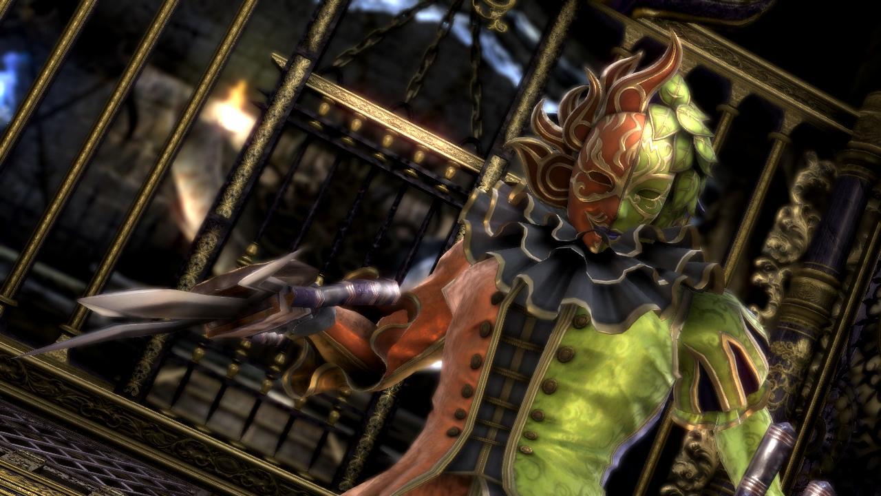 More SoulCalibur V Alternate Costume Screens