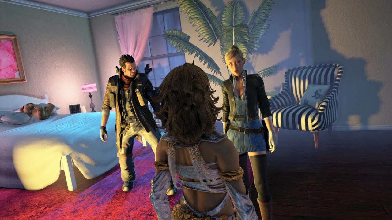 NeverDead Screenshot 11 1/26/12