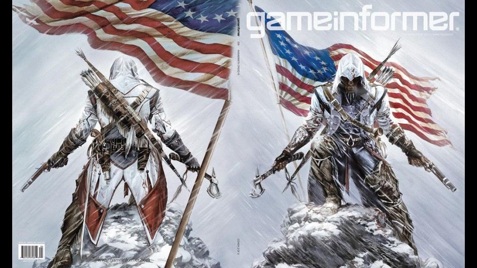 Assassin S Creed Iii Heading To America