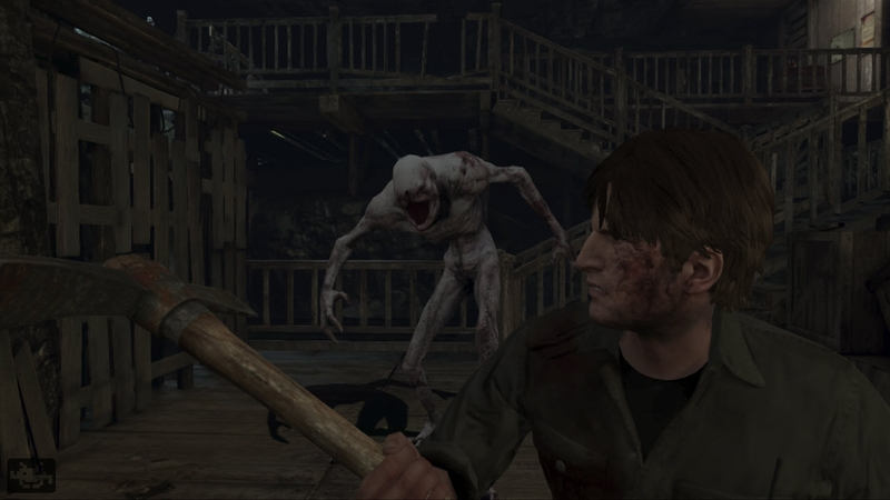 New Silent Hill: Downpour Screens Forecast Fear