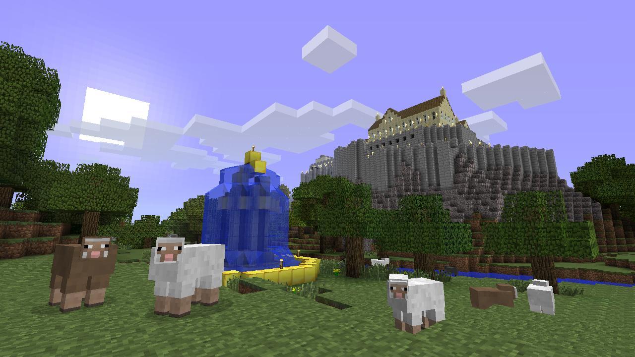 Скачать Minecraft 1.2.5.52 Полная версия для Android ...