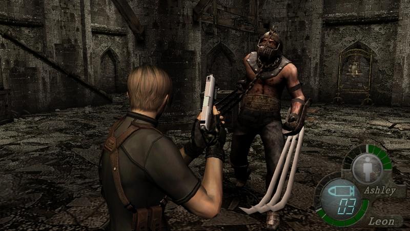 Resident Evil 4 Hd Trailer And Screenshots