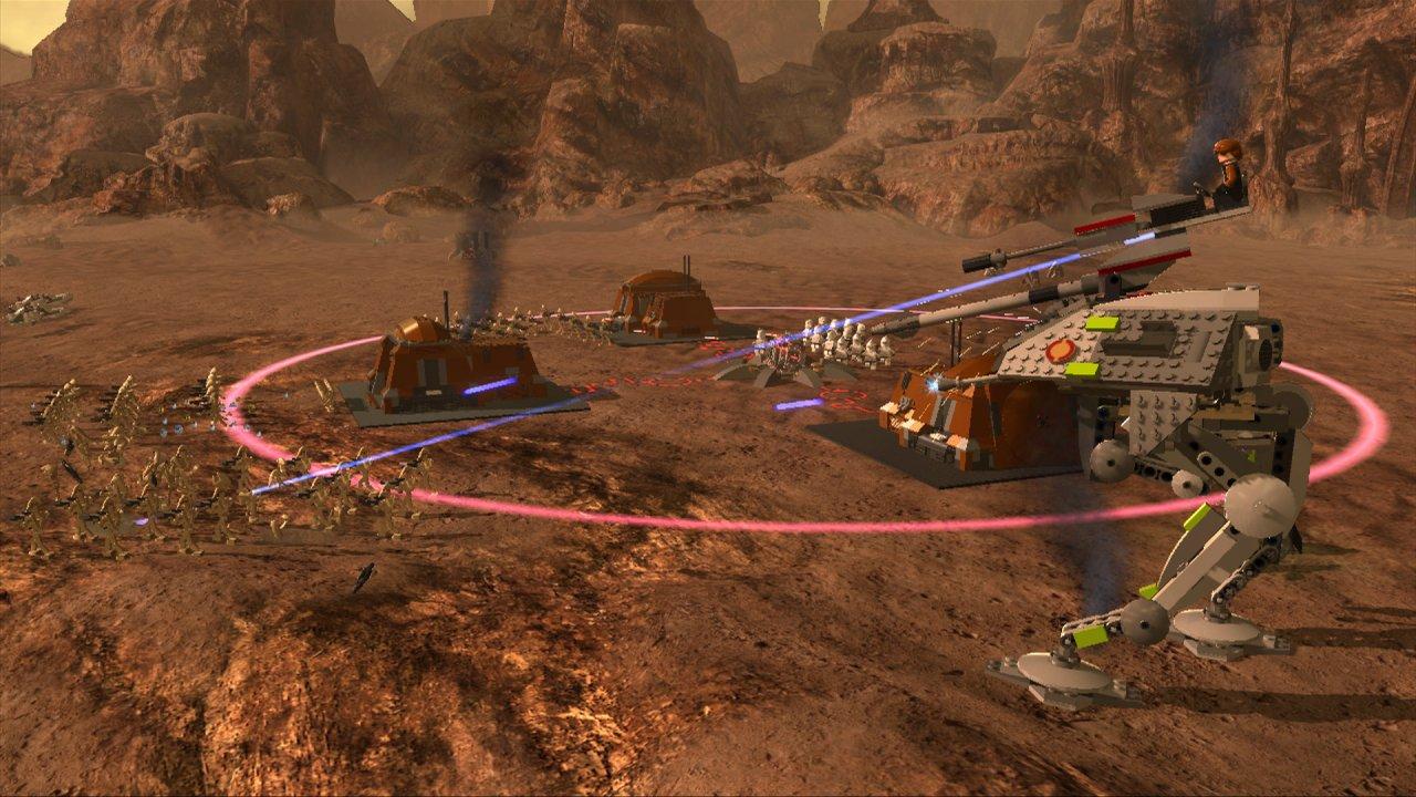Lego star wars iii the clone wars vehicle info - At Ap