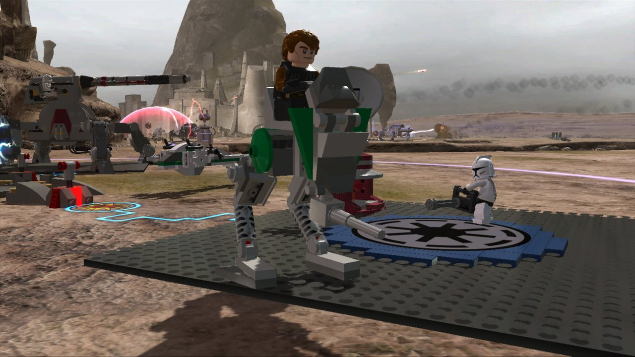 Lego star wars iii the clone wars vehicle info - At Rt