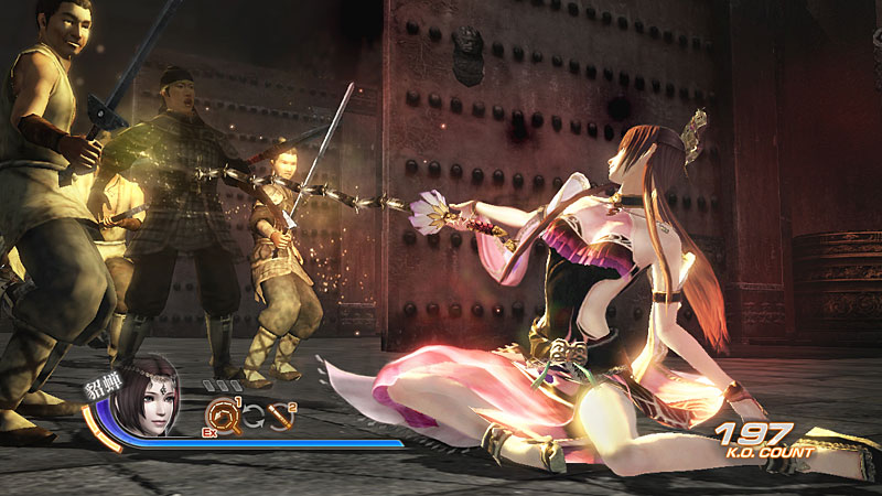 More dynasty warriors 7 characters revealed - Seven knights diaochan ...