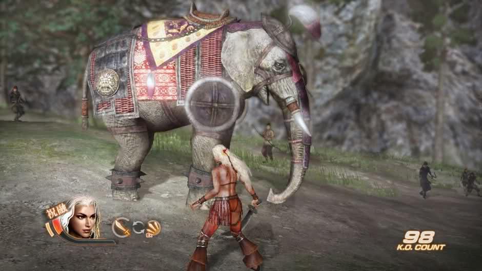 скачать торрент Dynasty Warriors 7 - фото 3