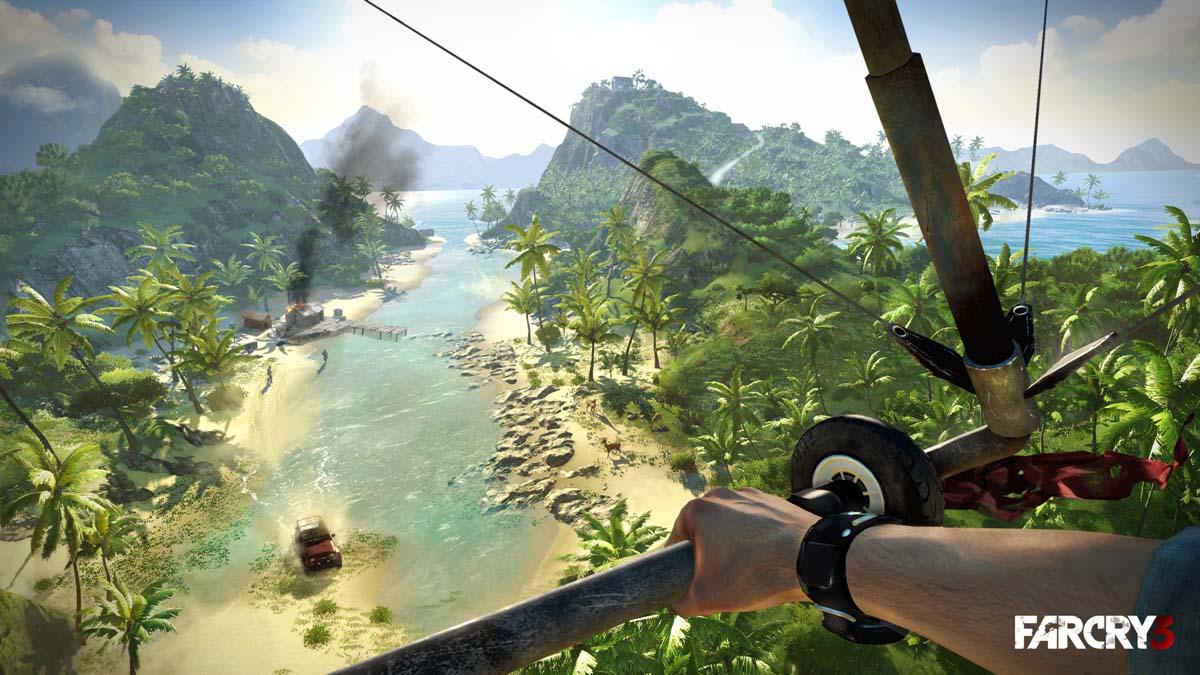 New Far Cry 3 Screenshots Are Very Pretty