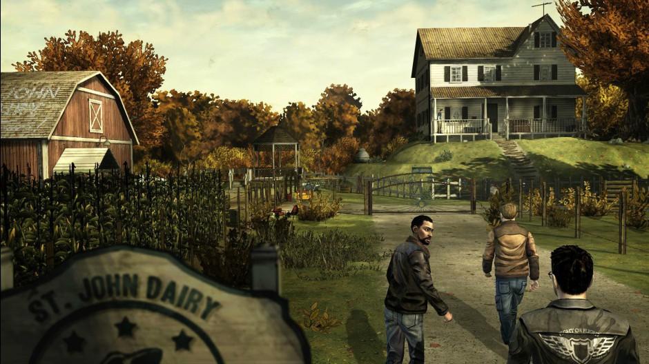 The Walking Dead: Episode 2 Screens