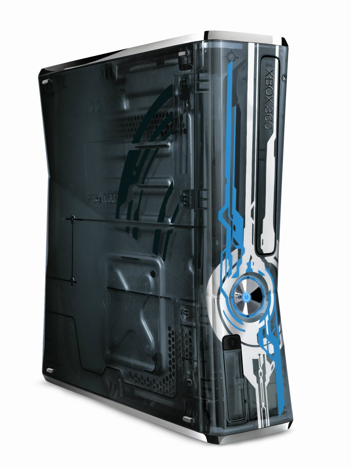 behold the halo 4 limited edition console. Black Bedroom Furniture Sets. Home Design Ideas