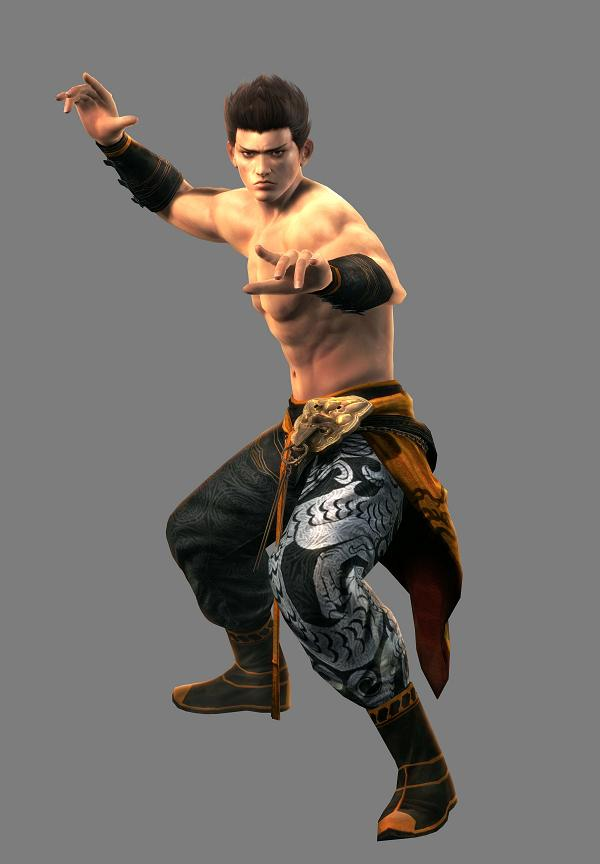 dead or alive 5 jann lee move list
