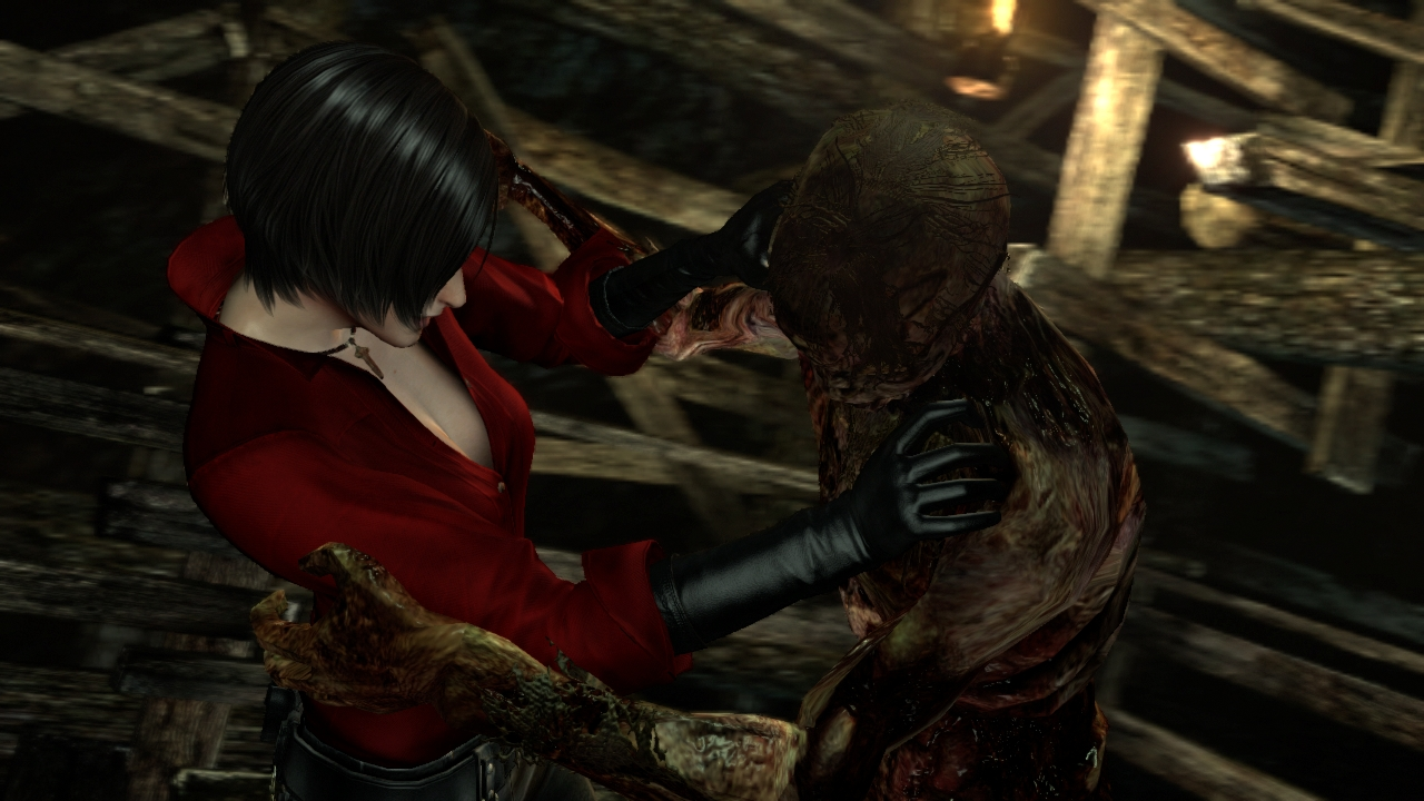 Resident Evil 6 Ada Wong And Agent Hunt Mode