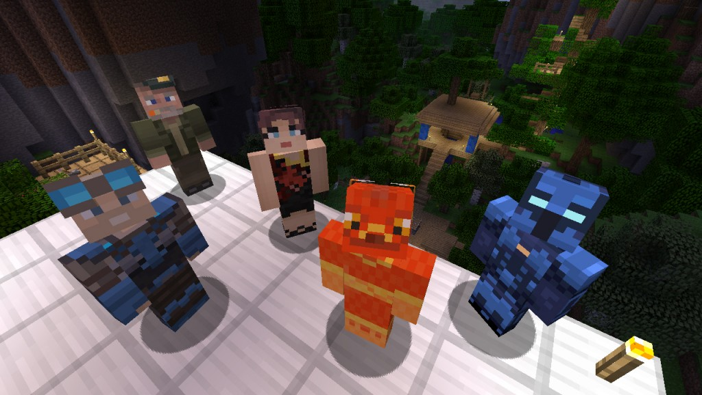 Minecraft Cross Play And 4k Update Stone Marshall Author