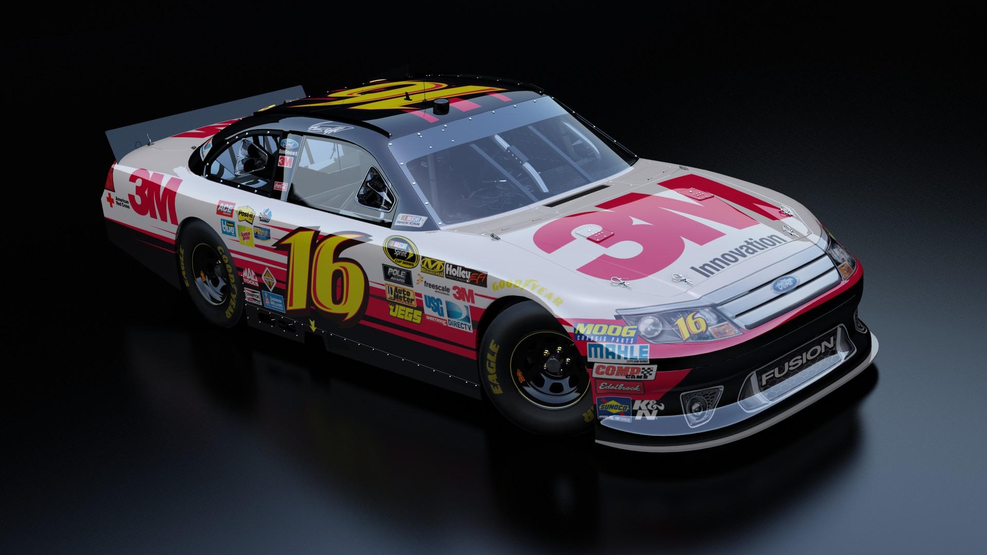 Full Roster for NASCAR The Game: Inside Line