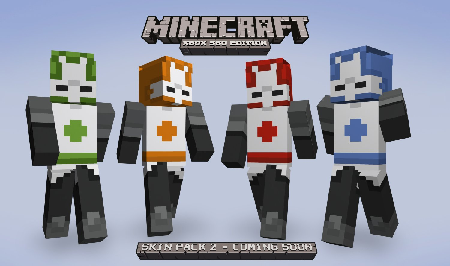Minecraft Skin Pack Out Now - Minecraft skins download fur pc