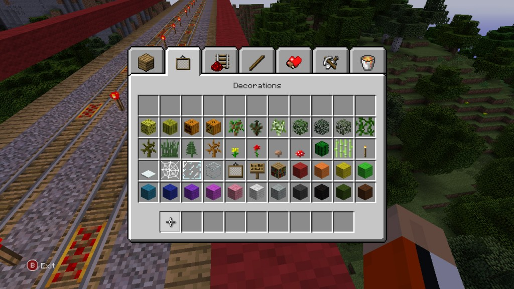 how to get on creative mode on minecraft xbox 360