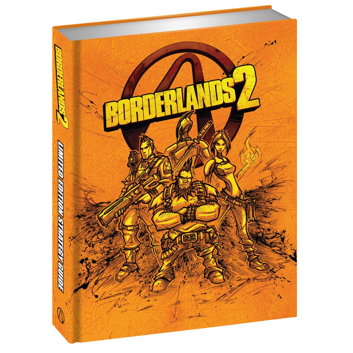 Borderlands official strategy guide.