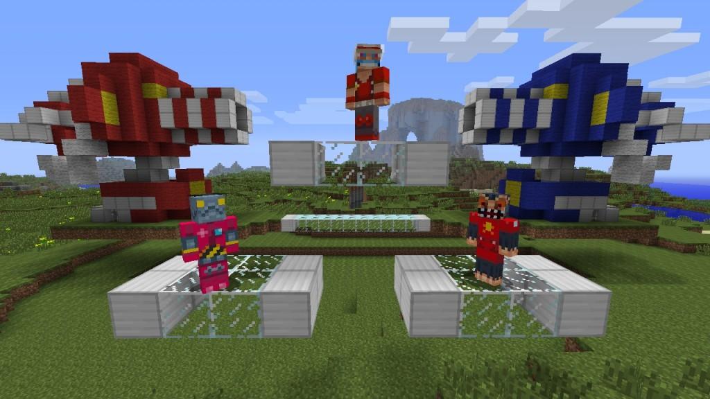 Minecraft 182 Update Is Live