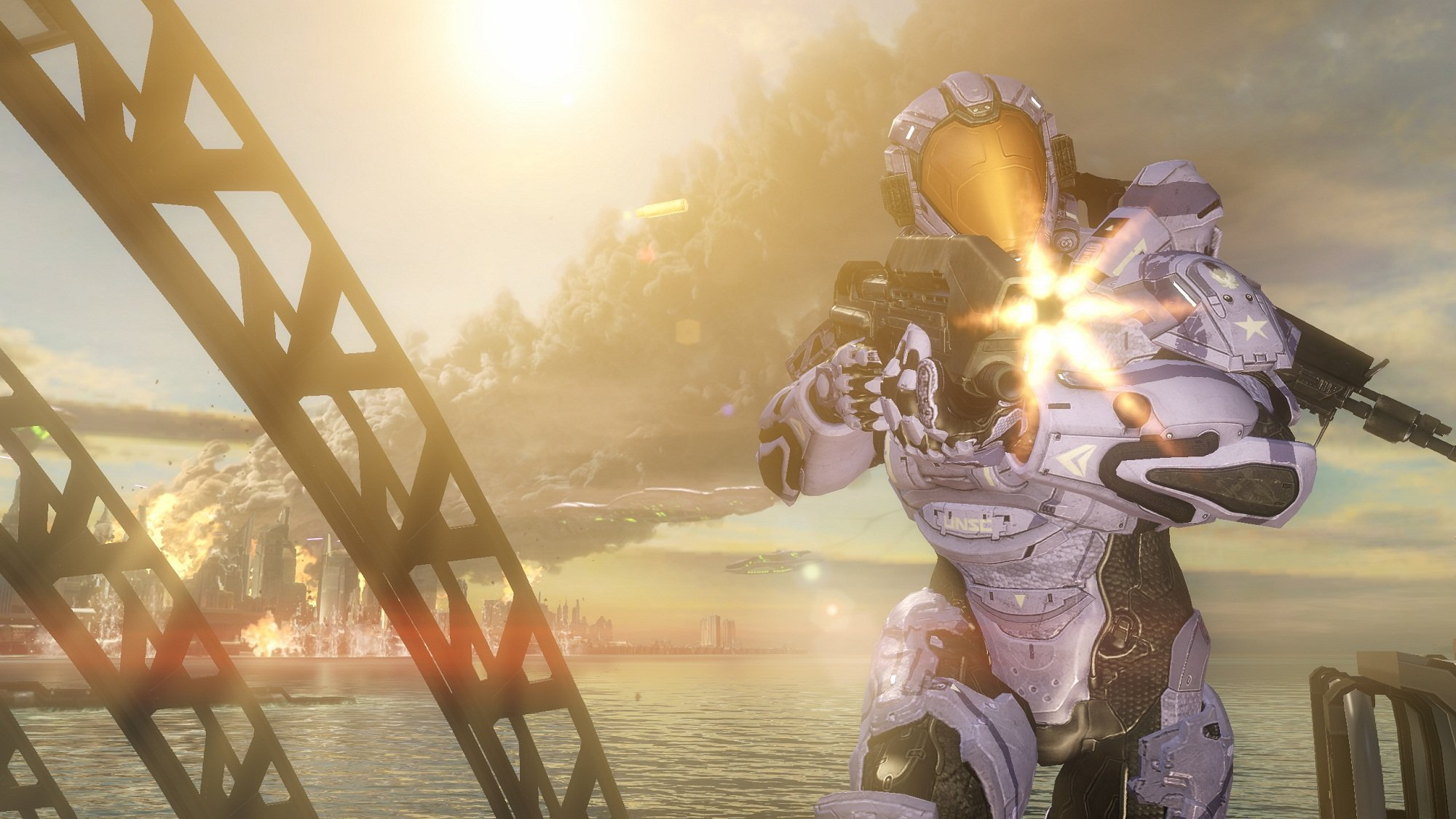 Halo 4 Majestic Map Pack New Screens Released