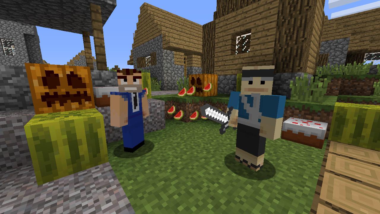 Even More Minecraft Skins For Skin Pack - Skin para minecraft pc gamer demo